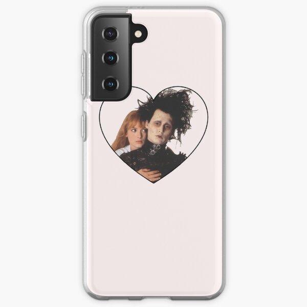 Edward and Kim Samsung Galaxy Soft Case