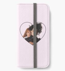 Edward and Kim iPhone Wallet/Case/Skin
