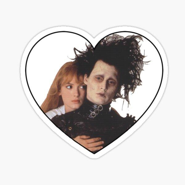 Edward und Kim Sticker