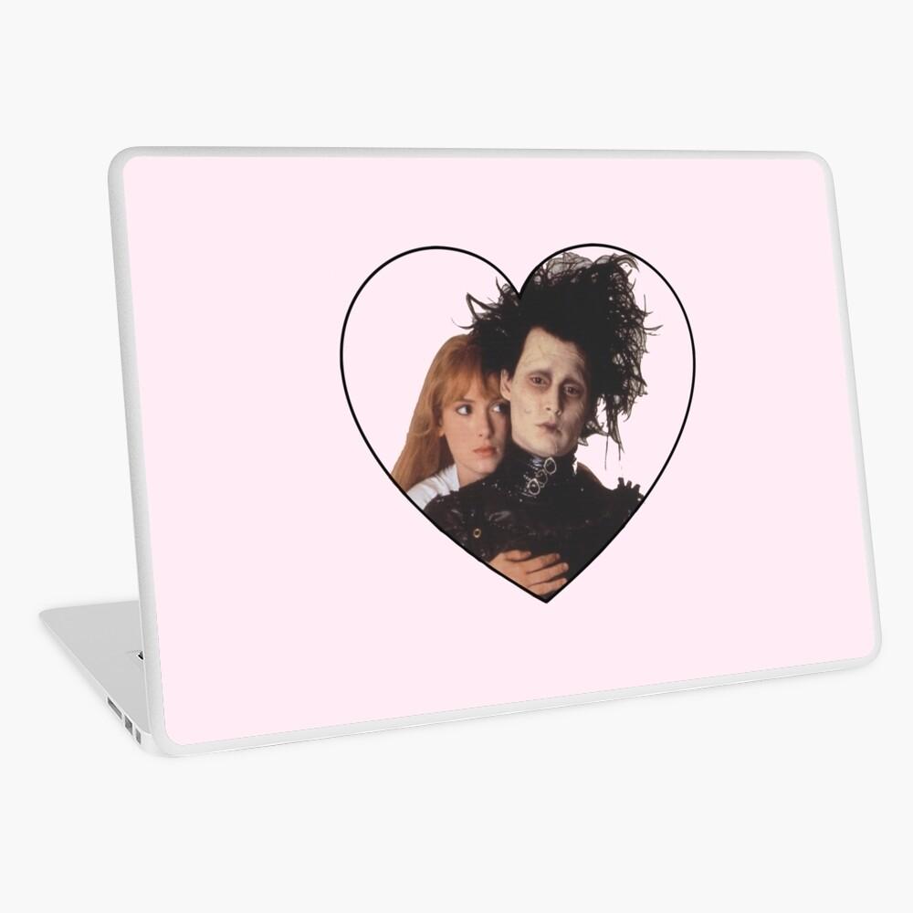 Edward and Kim Laptop Skin