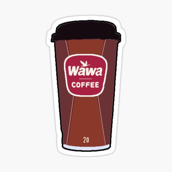 Wawa Coffee Sticker