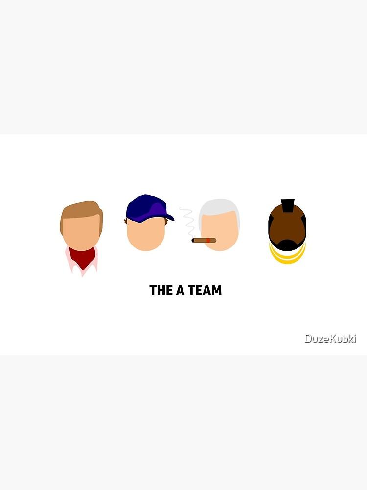 The A Team by DuzeKubki