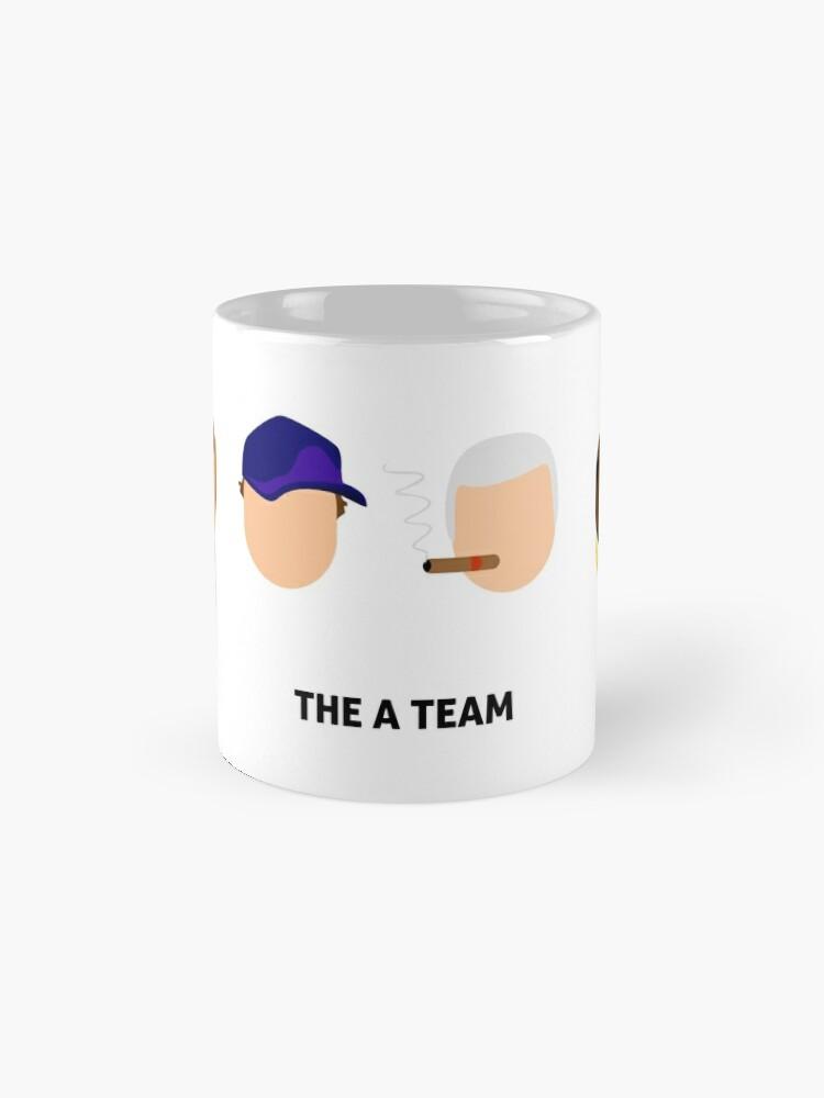 Alternate view of The A Team Mug