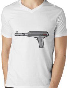 Atari XE Zapper Mens V-Neck T-Shirt