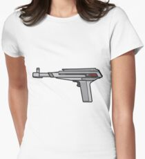 Atari XE Zapper Women's Fitted T-Shirt