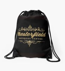Chesterfield Antiques Centre Drawstring Bag