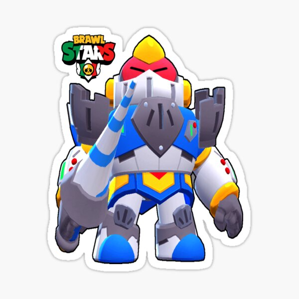 Brawl Stars  Sticker