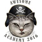 AWESOME ACADEMY by MEDIACORPSE