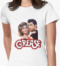 Grease Women's Fitted T-Shirt
