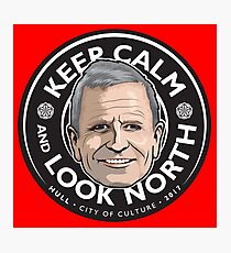 Keep Calm with Peter Levy Photographic Print