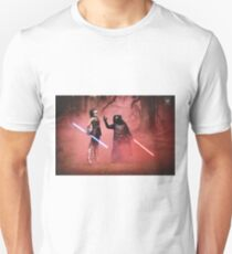 The Dark Side Calls - Star Wars The Old Republic T-Shirt