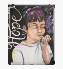 Breathe in the Hope, Exhale the Circumstances iPad Case/Skin