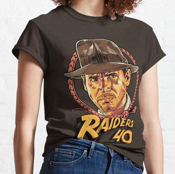 Raiders 40 Classic T-Shirt