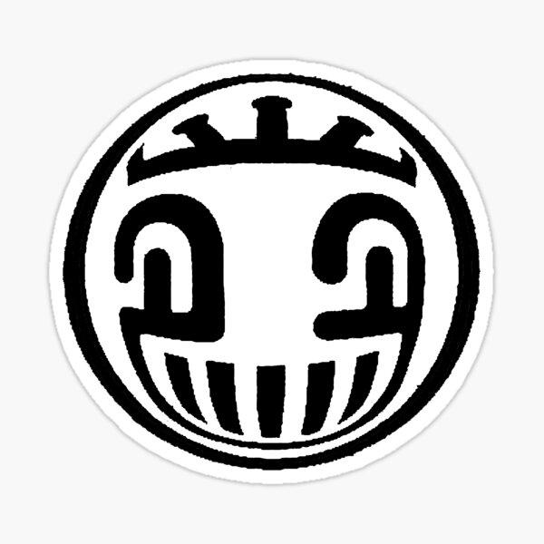 tribu spirale Sticker