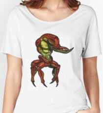 Oddworld: Scrab (Digital Drawing) Women's Relaxed Fit T-Shirt