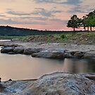 Sunset on Keystone by Gregory Ballos