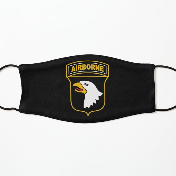 101st Airborne Division Patch Kids Mask