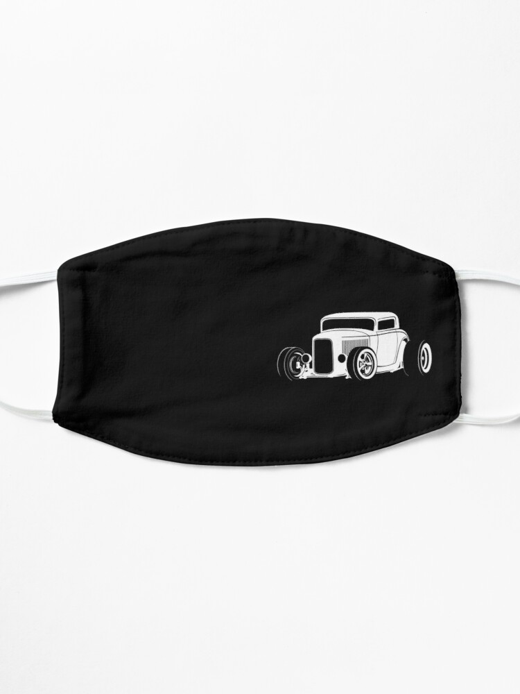 Alternate view of Classic American Hot Rod Mask
