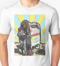 The Girl at The Mailbox Unisex T-Shirt