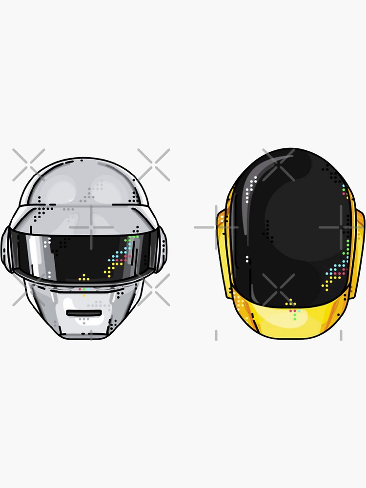 Rip Daft Punk by fahdlmi
