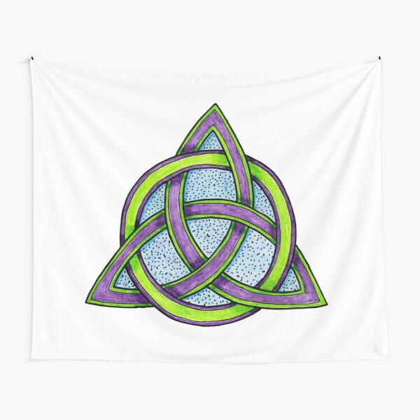 Celtic Triquetra Tapestry