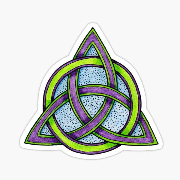 Celtic Triquetra Sticker