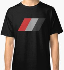 'Audi Sport Flag' T-Shirt for Audi owner or a fan Classic T-Shirt