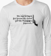Dark Tower- Gunslinger Long Sleeve T-Shirt