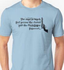 Dark Tower- Gunslinger Unisex T-Shirt