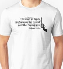 Dark Tower- Gunslinger Unisex T-Shirt