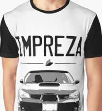 'Subaru Impreza' T-Shirt calling all Subaru Fans Graphic T-Shirt