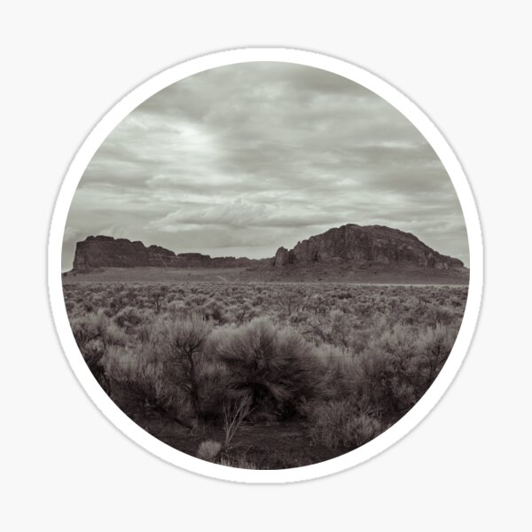 Fort Rock Sticker