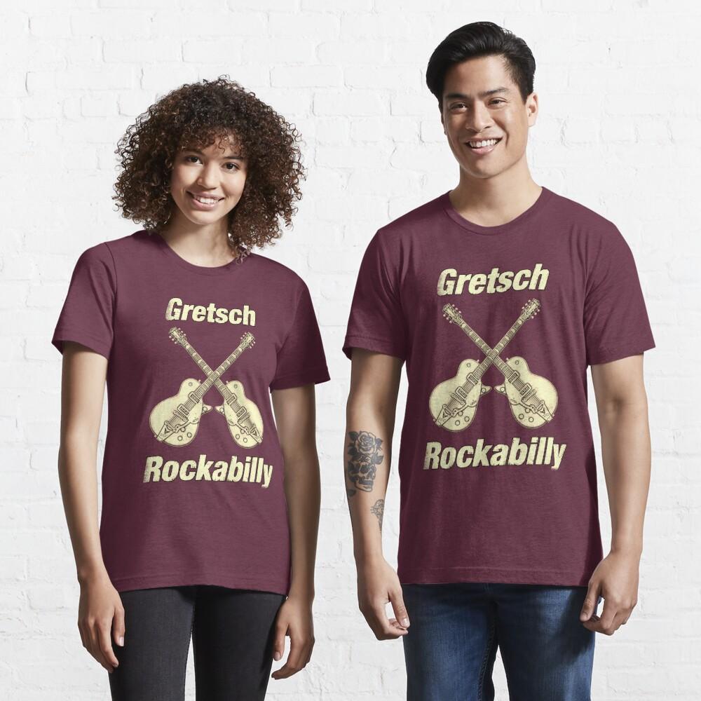 Old Gretsch Rockabilly Essential T-Shirt