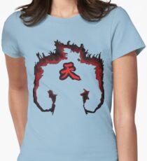 Akuma Womens Fitted T-Shirt