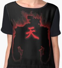 Akuma Women's Chiffon Top