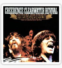 Creedence Clearwater Revival Chronicle  Sticker
