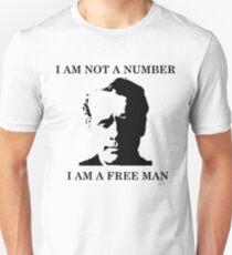 The Prisoner Unisex T-Shirt