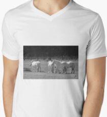 Percheron Men's V-Neck T-Shirt