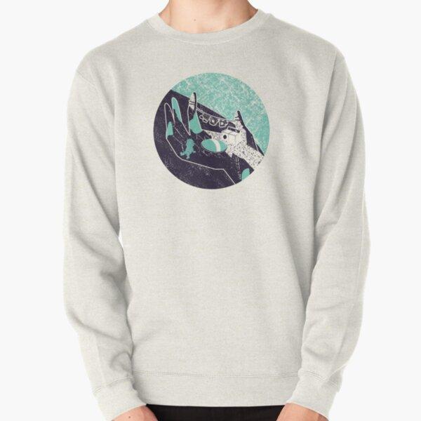 On the hand Pullover Sweatshirt