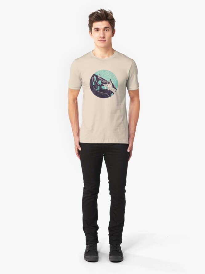 Alternate view of On the hand Slim Fit T-Shirt