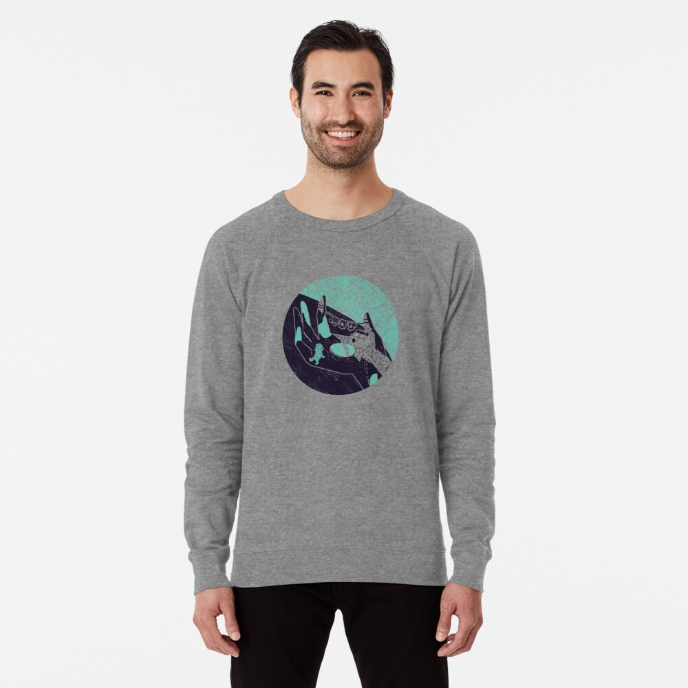 On the hand Lightweight Sweatshirt