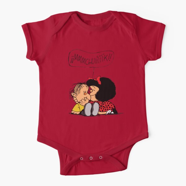 Mafalda, Chuik Body de manga corta para bebé