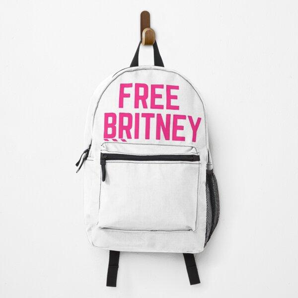 free britney Backpack