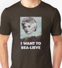 Bea Arthur - Je veux Bea-lieve T-shirt unisexe