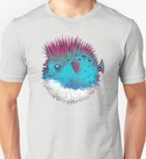 Punk Fish Unisex T-Shirt