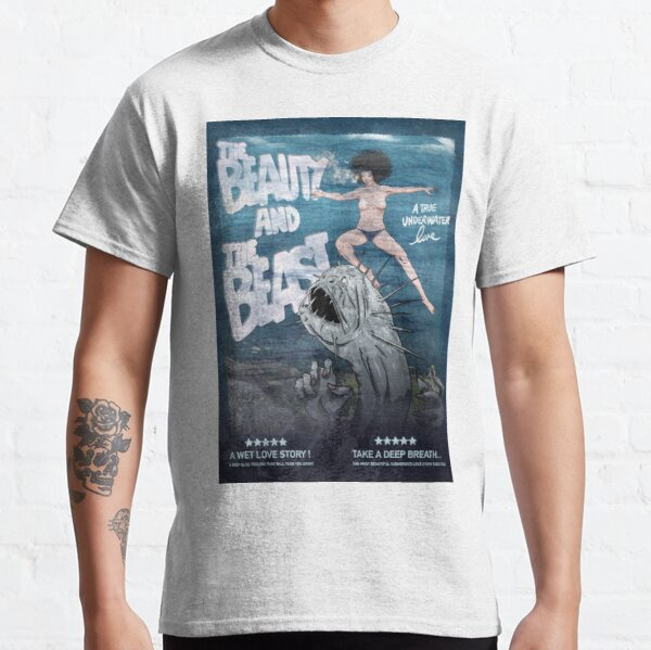 THE BEAUTY AND THE BEAST Classic T-Shirt