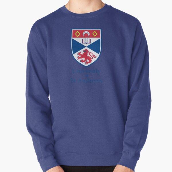 Logotipo de College of St Andrews2 Sudadera sin capucha