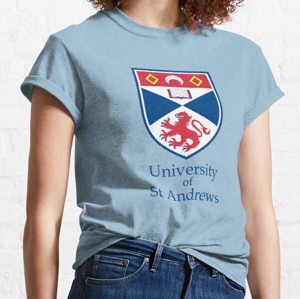 College of St Andrews logo2 Classic T-Shirt