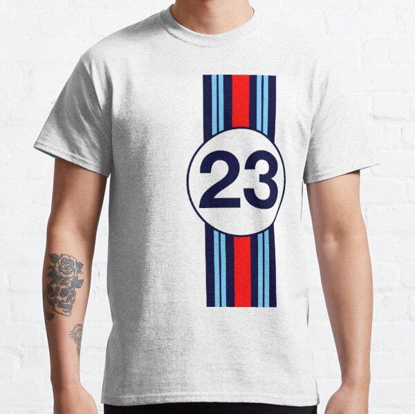 Martini Motor Racing Stripes Classic T-Shirt