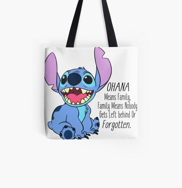 lilo and stitch  All Over Print Tote Bag